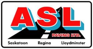 ASL Paving Logo