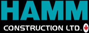 Hamm Construction Logo